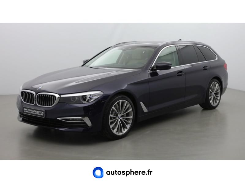 BMW SERIE 5 TOURING 530DA XDRIVE 265CH LUXURY EURO6C - Photo 1