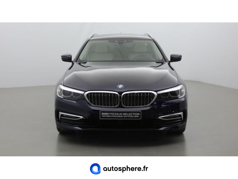 BMW SERIE 5 TOURING 530DA XDRIVE 265CH LUXURY EURO6C - Miniature 2
