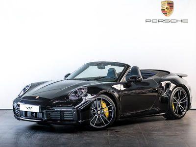 Porsche 911 (992) Cabriolet 3.8 650ch Turbo S MY21 occasion