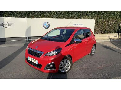Peugeot 108 VTi 72 Style S&S 5p occasion