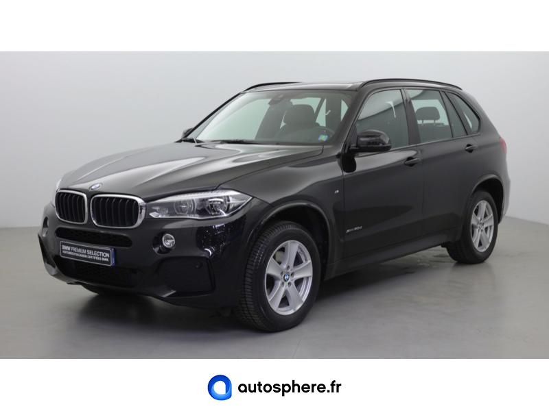 BMW X5 XDRIVE30DA 258CH M SPORT 16CV - Photo 1