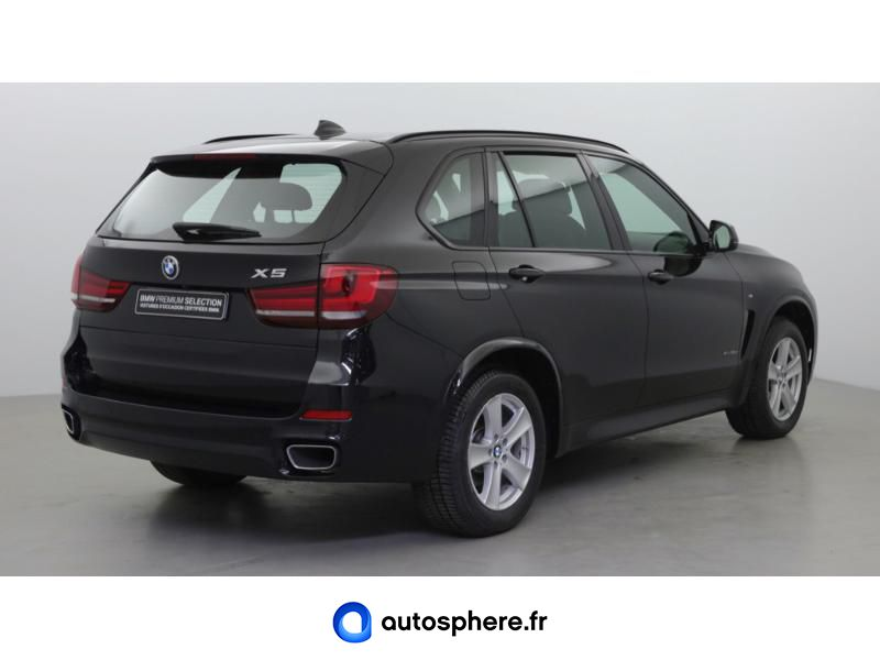 BMW X5 XDRIVE30DA 258CH M SPORT 16CV - Miniature 5