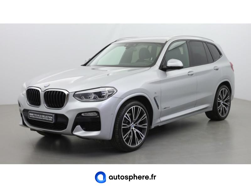 BMW X3 XDRIVE30DA 265CH M SPORT - Photo 1