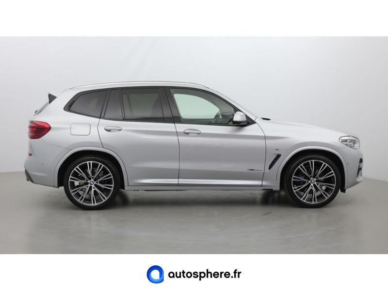 BMW X3 XDRIVE30DA 265CH M SPORT - Miniature 4