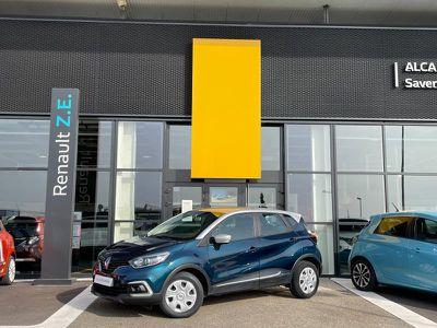 Renault Captur 1.5 dCi 90 Business Gtie 1 an occasion