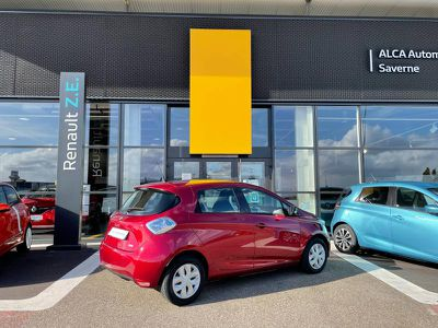 RENAULT ZOE LIFE CHARGE NORMALE R90 2019 - Miniature 3