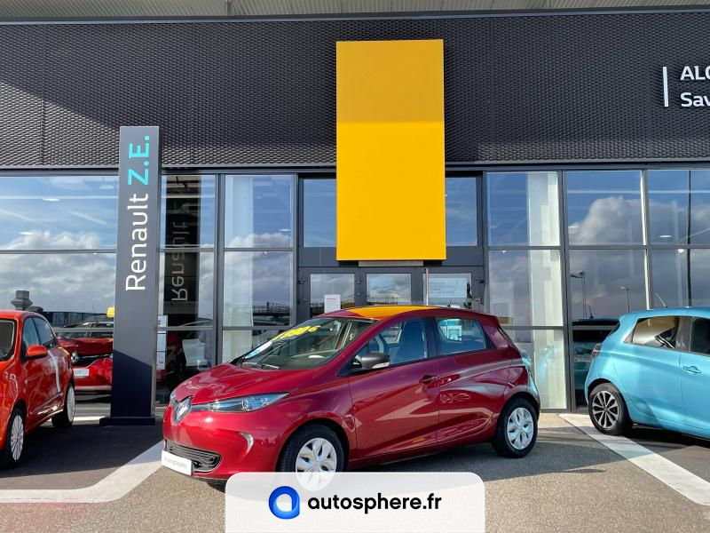 RENAULT ZOE LIFE CHARGE NORMALE R90 2019 - Photo 1