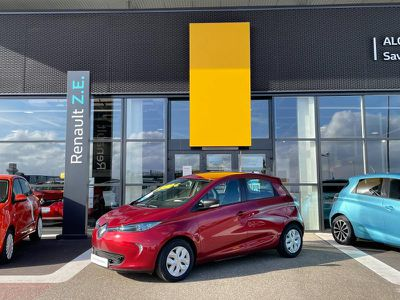 Renault Zoe Life charge normale R90 2019 occasion