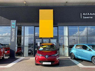 RENAULT ZOE LIFE CHARGE NORMALE R90 2019 - Miniature 2