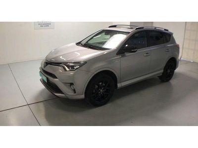 Leasing Toyota Rav4 197 Hybride Collection Awd Cvt