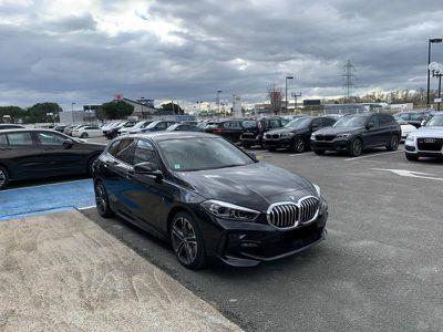 BMW SERIE 1 120DA 190CH M SPORT - Miniature 2
