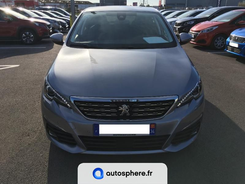 PEUGEOT 308 1.5 BLUEHDI 130CH S&S ALLURE BUSINESS EAT8 - Photo 1