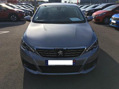 PEUGEOT 308 1.5 BLUEHDI 130CH S&S ALLURE BUSINESS EAT8 - Miniature 1