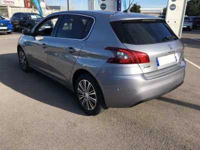 PEUGEOT 308 1.5 BLUEHDI 130CH S&S ALLURE BUSINESS EAT8 - Miniature 4