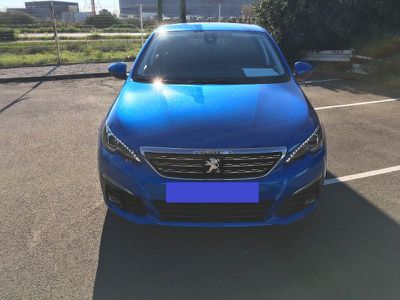Peugeot 308 1.2 PureTech 130ch S&S Allure Business EAT8 occasion