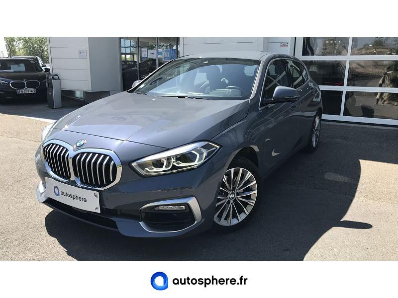 BMW SERIE 1 118IA 140CH LUXURY DKG7 - Miniature 1