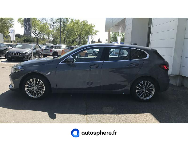 BMW SERIE 1 118IA 140CH LUXURY DKG7 - Miniature 3
