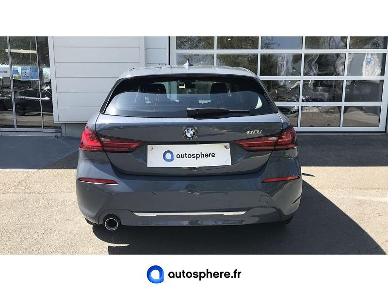 BMW SERIE 1 118IA 140CH LUXURY DKG7 - Miniature 4