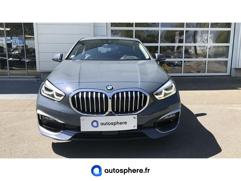 BMW SERIE 1 118IA 140CH LUXURY DKG7 - Miniature 5