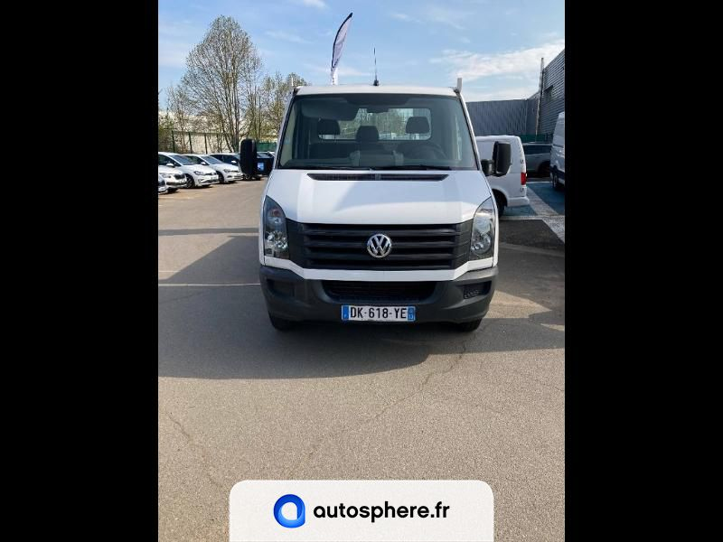 VOLKSWAGEN CRAFTER 50A L2 2.0 TDI 136CH - Photo 1