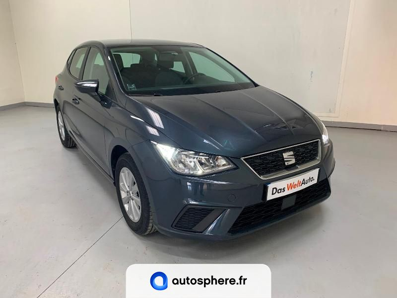 SEAT IBIZA 1.0 MPI 80CH START/STOP STYLE EURO6D-T - Photo 1
