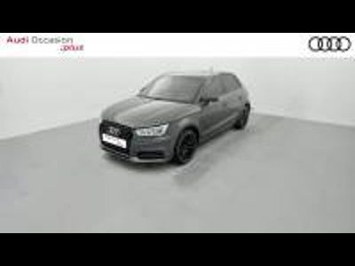 Audi A1 Sportback 1.6 TDI 116ch Midnight Series S tronic 7 occasion