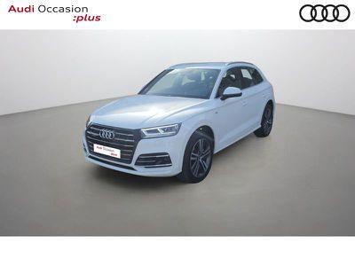 Audi Q5 55 TFSI e 367ch S line quattro S tronic 7 Euro6d-T 15cv occasion