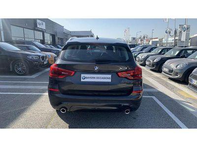 BMW X3 XDRIVE20DA 190CH LOUNGE - Miniature 4