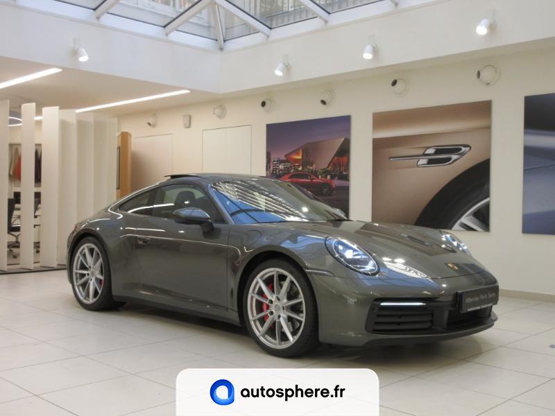 PORSCHE 911 TYPE 992 CARRERA S COUPé 450 - Photo 1