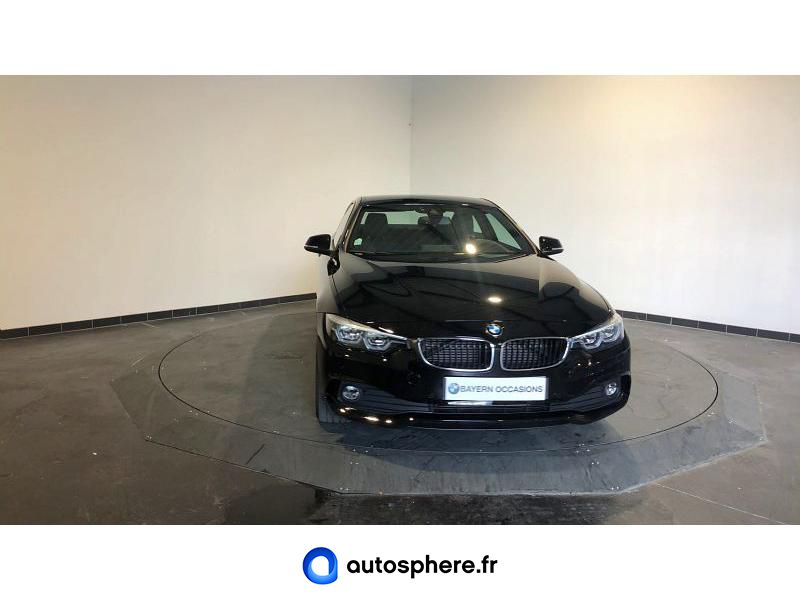 BMW SERIE 4 COUPE 420D 190CH LOUNGE - Photo 1