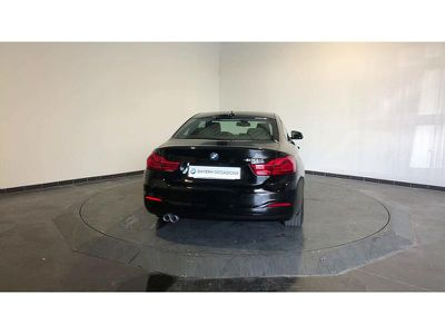 BMW SERIE 4 COUPE 420D 190CH LOUNGE - Miniature 2