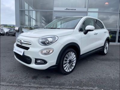 Fiat 500x 1.6 Multijet 16v 120 Lounge Attelage Caméra Gtie 1an occasion