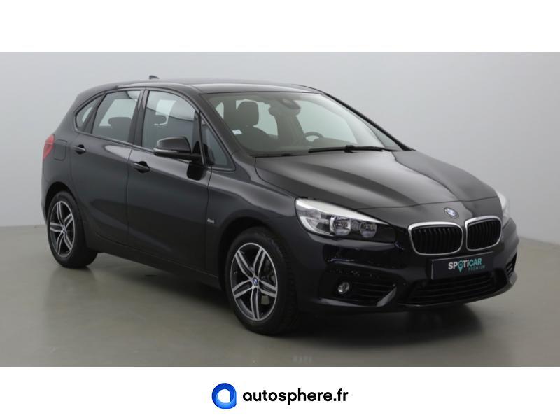 BMW SERIE 2 ACTIVE TOURER 218I 136CH SPORT - Miniature 3