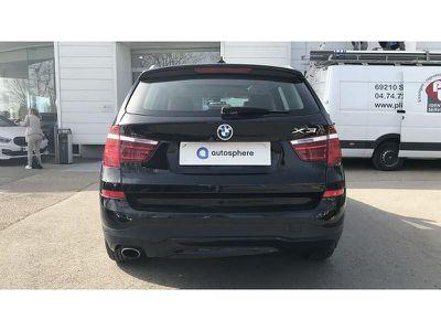 BMW X3 SDRIVE18D 150CH LOUNGE PLUS - Miniature 4
