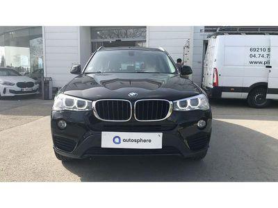 BMW X3 SDRIVE18D 150CH LOUNGE PLUS - Miniature 5