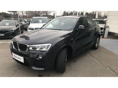 BMW X4 XDRIVE20DA 190CH M SPORT - Miniature 1