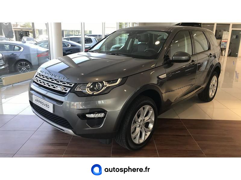 LAND-ROVER DISCOVERY SPORT 2.0 TD4 150CH HSE AWD BVA MARK IV - Photo 1