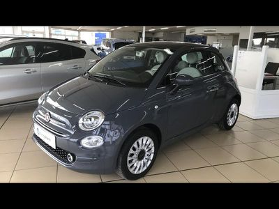 Fiat 500 1.2 8v 69ch Eco Pack Lounge Euro6d occasion