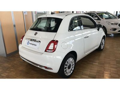 FIAT 500 1.2 8V 69CH ECO PACK LOUNGE EURO6D - Miniature 3