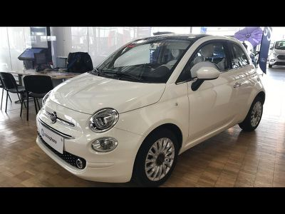 FIAT 500 1.2 8V 69CH ECO PACK LOUNGE EURO6D - Miniature 1