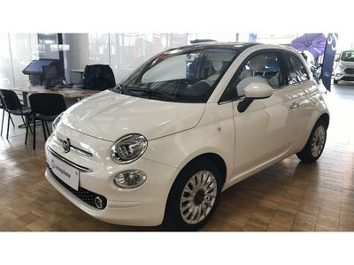 FIAT 500 1.2 8V 69CH ECO PACK LOUNGE EURO6D - Miniature 2