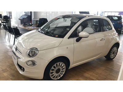 FIAT 500 1.2 8V 69CH ECO PACK LOUNGE EURO6D - Miniature 4