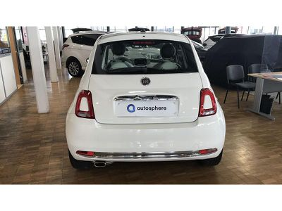 FIAT 500 1.2 8V 69CH ECO PACK LOUNGE EURO6D - Miniature 5