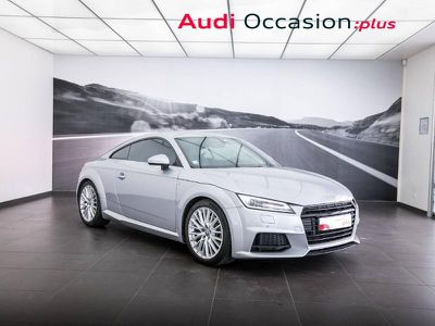 Audi Tt 1.8 TFSI 180ch S line S tronic 7 occasion
