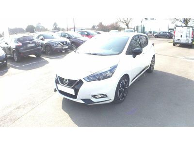Leasing Nissan Micra 1.0 Ig-t 92ch Made In France Xtronic 2021