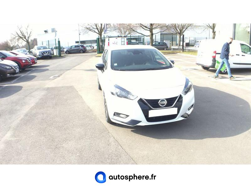 NISSAN MICRA 1.0 IG-T 92CH MADE IN FRANCE XTRONIC 2021 - Miniature 5