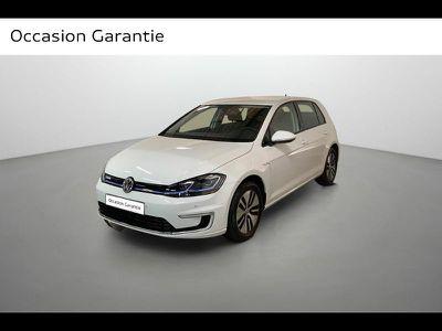 Volkswagen E-golf 136ch 4cv occasion