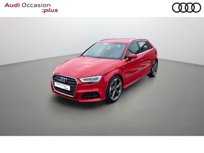 Audi A3 Sportback 40 TDI 184ch S line Plus quattro S tronic 7 occasion