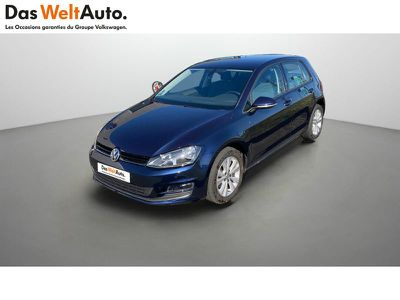 Volkswagen Golf 1.6 TDI 110ch BlueMotion Technology FAP Confortline DSG7 5p occasion