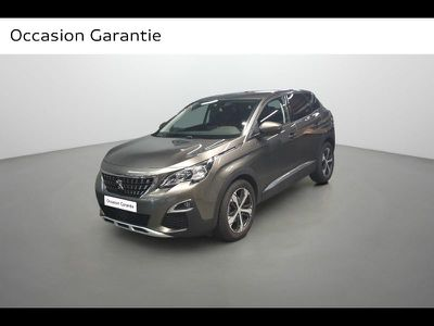 Peugeot 3008 1.6 THP 165ch Allure S&S EAT6 occasion